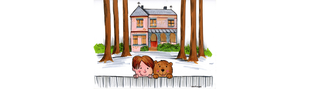 Danesmoor House Day Nursery illustration